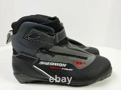 SALOMON ESCAPE 7 Nordic Cross Country SNS PILOT Ski Boots Men's EUR 46 / US 12