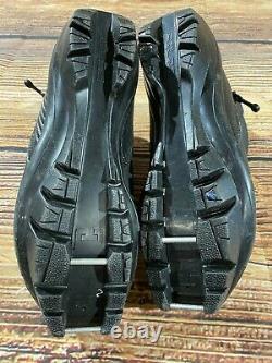 SALOMON Equipe JR Cross Country Ski Boots Size EU37 1/3 SNS Pilot P