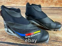 SALOMON Nordic Cross Country Ski Boots Size EU40 SNS Pilot