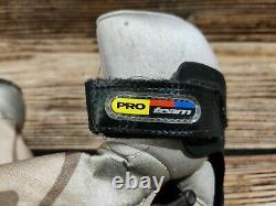 SALOMON Pro Team Skate Combi Cross Country Ski Boots Size EU38 SNS Profil