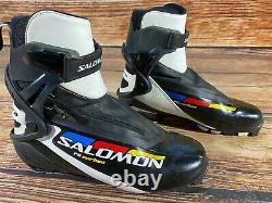 SALOMON RS Carbon Cross Country Ski Boots Size EU44 SNS Pilot