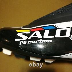 SALOMON RS Carbon Skate Nordic Ski Boots Sz 43.3 EUR 9.5USA Cross Country