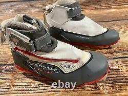 SALOMON Siam 7 Cross Country Ski Boots Size EU40 SNS Pilot P