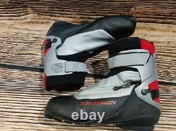 SALOMON Skate Cross Country Ski Boots Size EU39 1/3 SNS Pilot