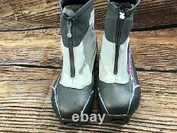 SALOMON Vitane 8 CL Cross Country Ski Boots Size EU40 2/3 SNS Pilot P