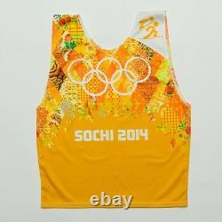 SOCHI 2014 Olympics Nordic combined Ski Jumping Cross Country Authentic Rare Bib