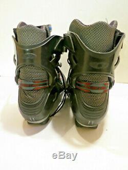 Salomon Active Combi SNS Pilot Cross Country Ski Boots Size US 11 UK 10.5