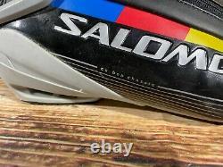 Salomon Carbon Chassis Nordic Cross Country Ski Boots Size EU44 for SNS Pilot