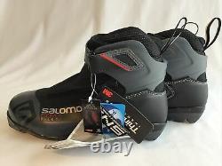 Salomon Cross Country SNS Ski Boot Escape 7 Pilot CF 2 Bar System US Men SZ 7.5