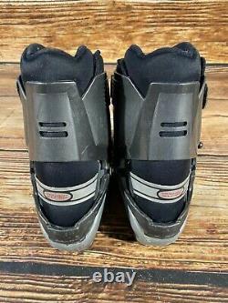 Salomon Pro Combi Skate Nordic Cross Country Ski Boots Size EU44 SNS Pilot
