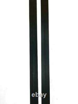 Salomon S-Lab Black/White Size 206cm Cold Classic Cross Country XC Skis