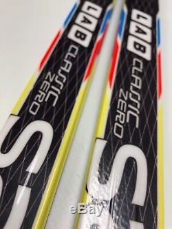 Salomon S-Lab Classic Zero Cross Country Ski 201 Cm 143-165 Lb World Cup A1060