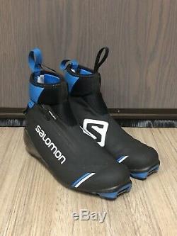 Salomon S/Race Prolink Nordic Classic boots (Carbon)