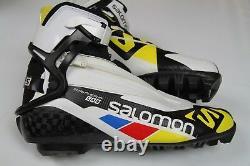 Salomon S-lab Pursuit Nordic Cross Country Ski Boots EUR 48 2/3 US 13.5 P149 Sns