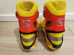 Salomon Skate 811 Nordic Cross Country Ski Boots Size EU 42 SNS Profil