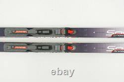 Salomon Snowscape 7 Cross Country Touring Skis 183cm with SNS Pilot Sport Bindings
