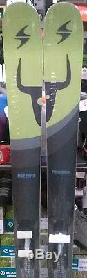 Sci All Mountain BLIZZARD REGULATOR ADJ + Attacchi TP11 Stagione 2017 SCONTO 50%