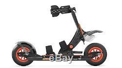Skike V7 Plus Pro Nordic Cross Skate Ski Roller Rollski mit Schmutzfänger