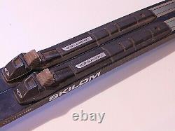 Skilom Mica Waxable 210cm Skis Cross Country XC Nordic SNS Profil Binding
