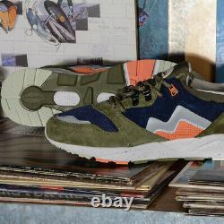 Sneaker Karhu ARIA 95 F803050 CROSS-COUNTRY SKI PACK 2 CAPULET OLIVE MANGO
