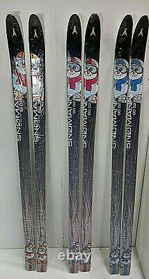 Snowman Junior Cross Country Skis