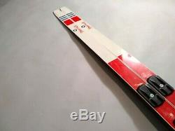 Spaulding Waxless 200cm Skis Cross Country XC Nordic NNN Rottefella Binding