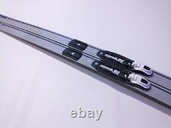 Trak Glide Waxless 180 cm Skis Cross Country XC Nordic Rottefella NNN Bindings