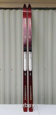 Trak Rendezvous 175 cm Skis Cross Country Nowax Omnitrak SNS Profil Auto Binding