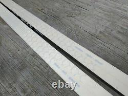 Trak Waxless 195cm Cross Country Ski SNS Salomon Profil Bindings Nordic XC