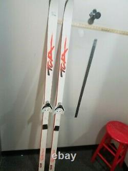 Tua Cross Country Skis Wilderness With Bindings Voile 3 Pin Size 185 Cm