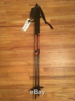 VOILE carbon CamLock2 poles NEW splitboard skiing telemark cross country