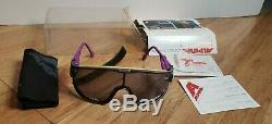 Vintage 1980's Alpina Cross Country Sunglasses Goggle ski skiing